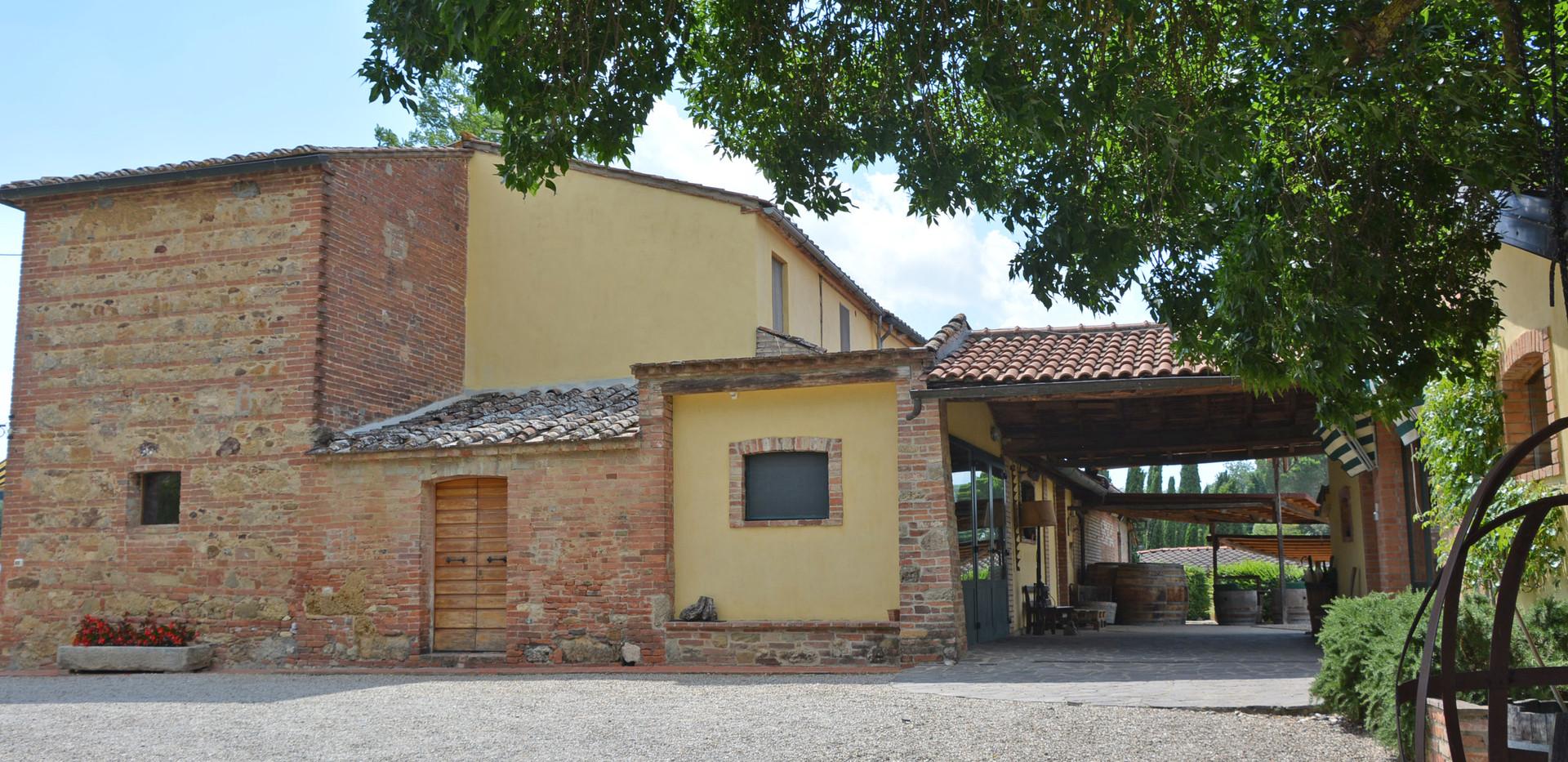 Montepulciano winery