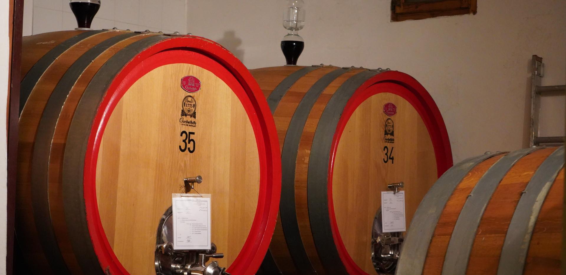 Full-day in Chianti Classico - the barrels