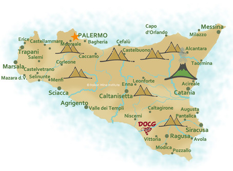 Sicily - around the island in 7 days