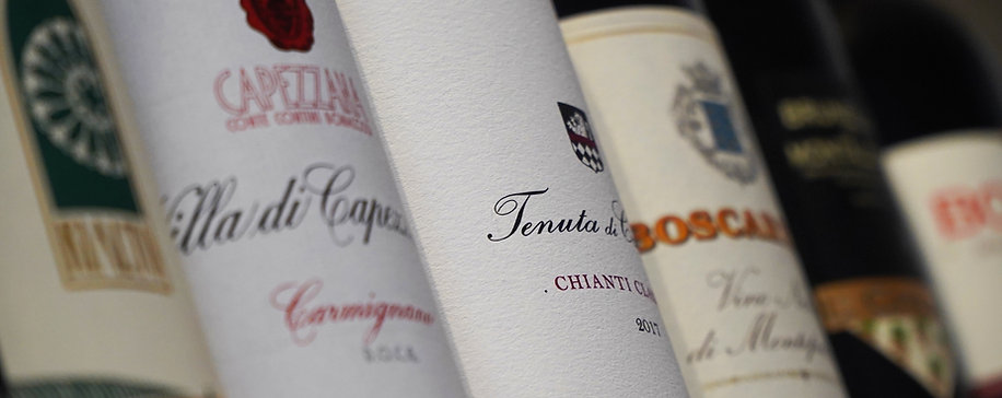 Tuscan Wines Class 6-Pack Tasting Box