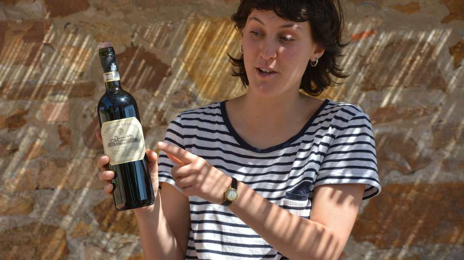 Meet passionate winery people