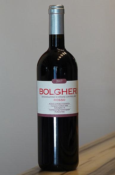 Bolgheri Doc, Grattamacco, Collemassari, Tuscany