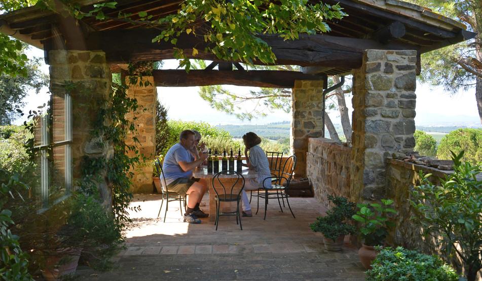 Full-day private wine tour to Montalcino