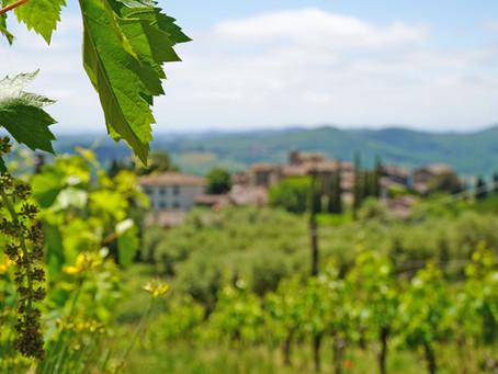 Castello di Volpaia - a village as a wedding gift