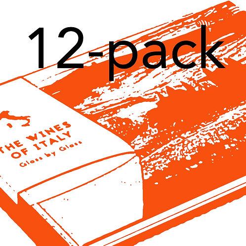12 bottles tasting pack