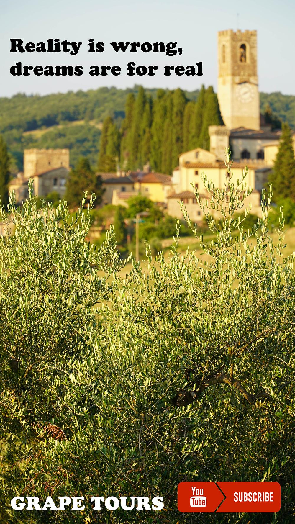 Badia a Passignano, Tuscany
