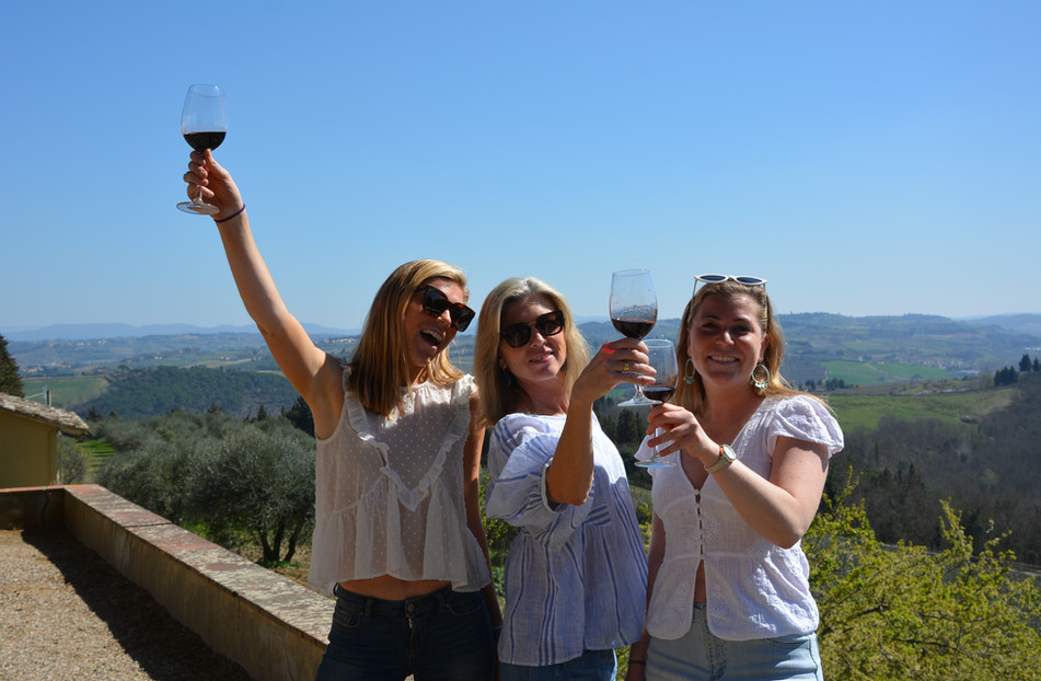 Make great memories with new wine friends