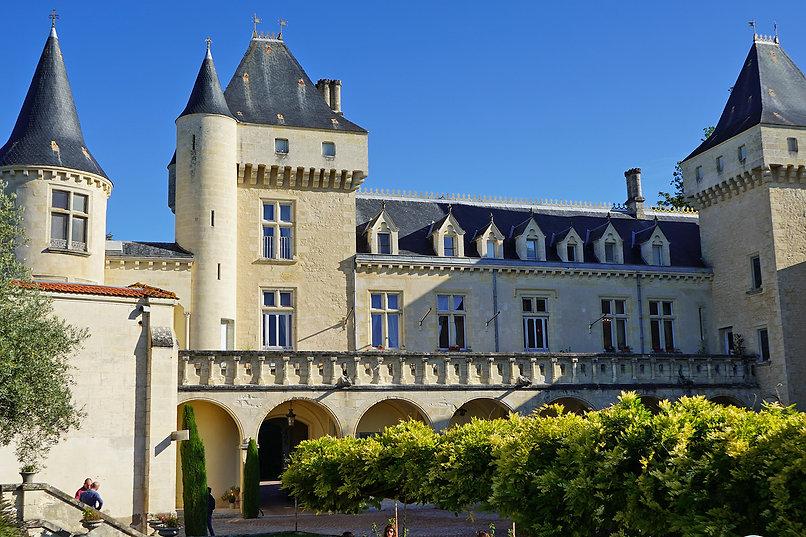 Chateau de La Rivière