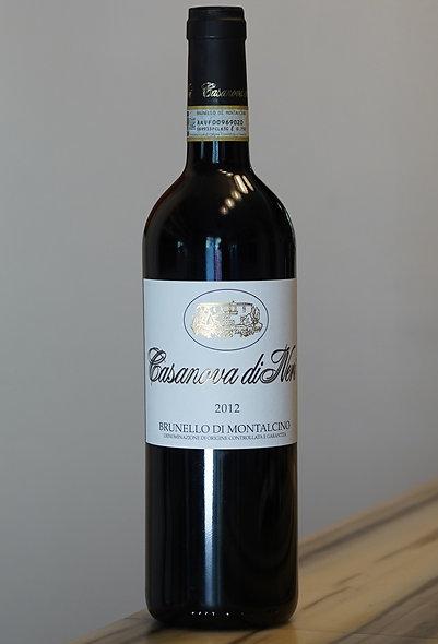 Brunello di Montalcino 2012, Casanova di Neri, Tuscany