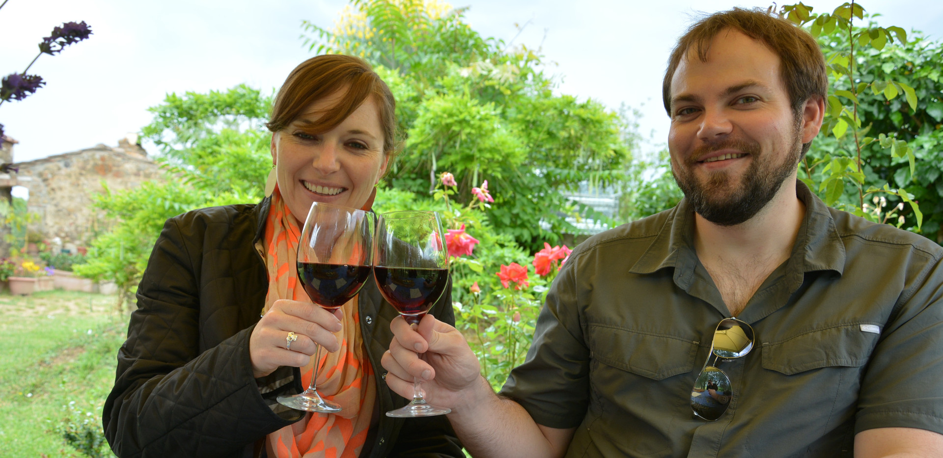 Tasting Brunello on Grape Tours' private tour to Montalcino