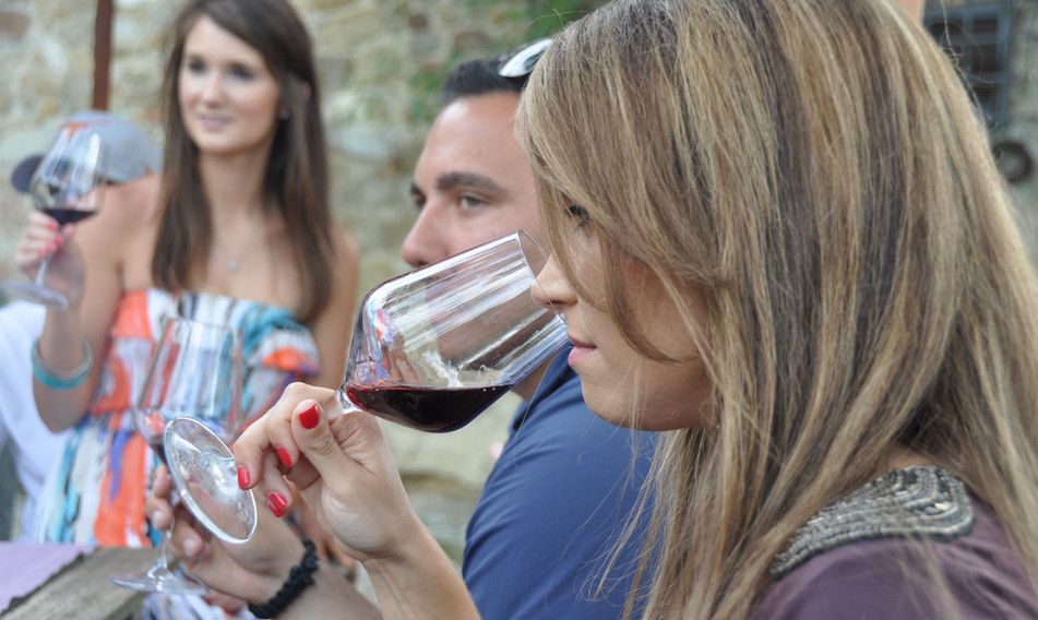 Learn how to taste your wines