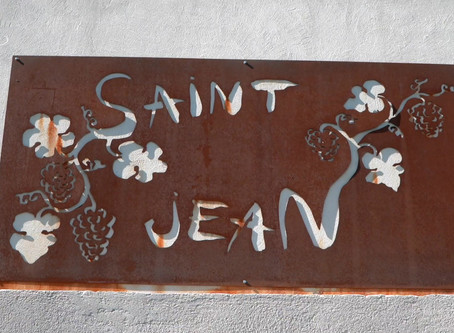 Domaine Saint Jean in Bellet AOC: when a dream comes true!