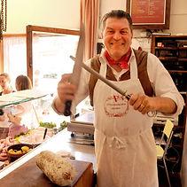 Dario Cecchini in Panzano in Chianti