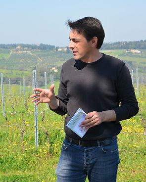 Pierre Gouttenoire of Grape Tours