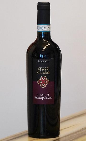 Rosso di Montepulciano, Croce di Febo, Montepulciano, Tuscany