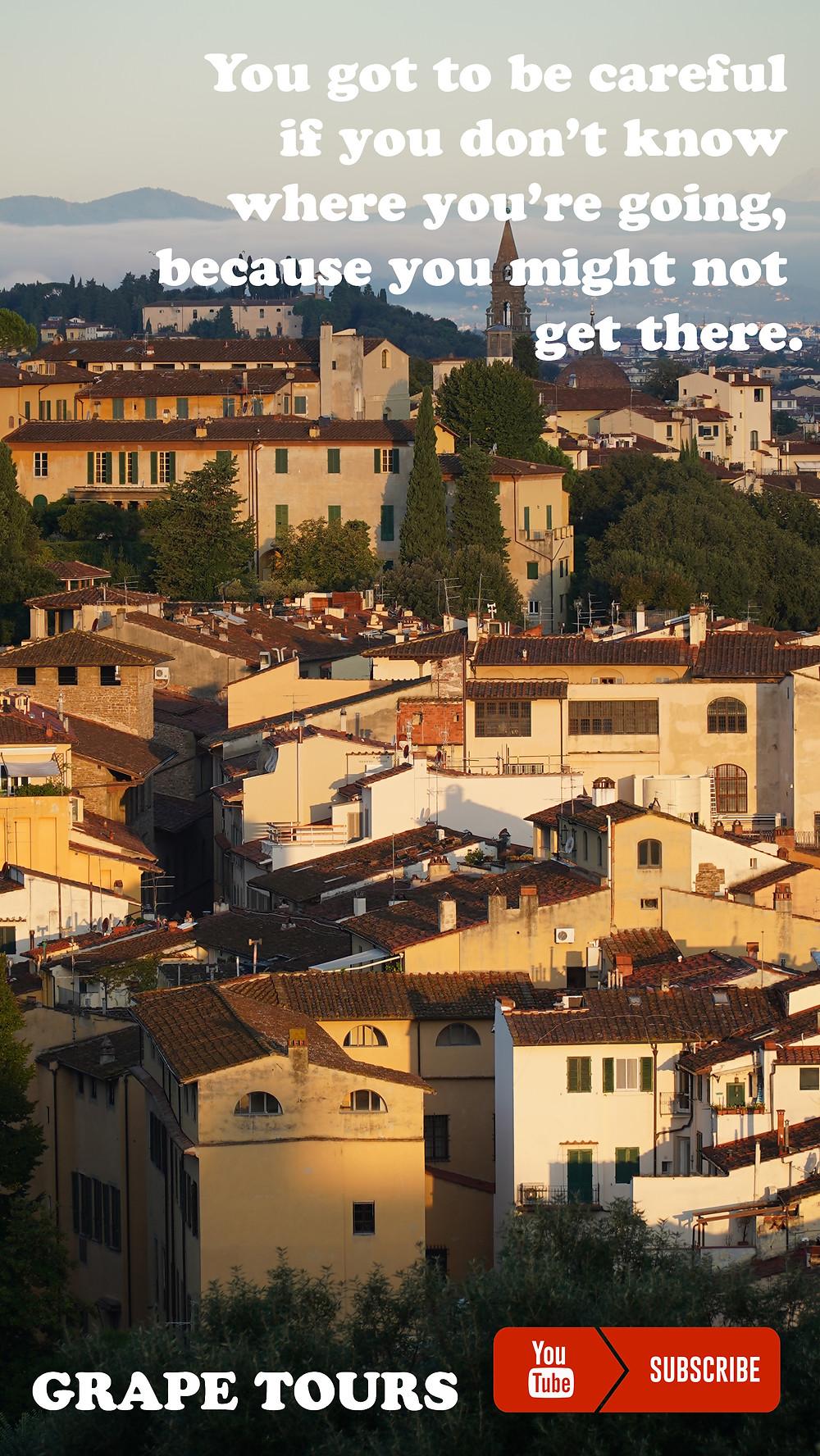 Florence, Tuscany.