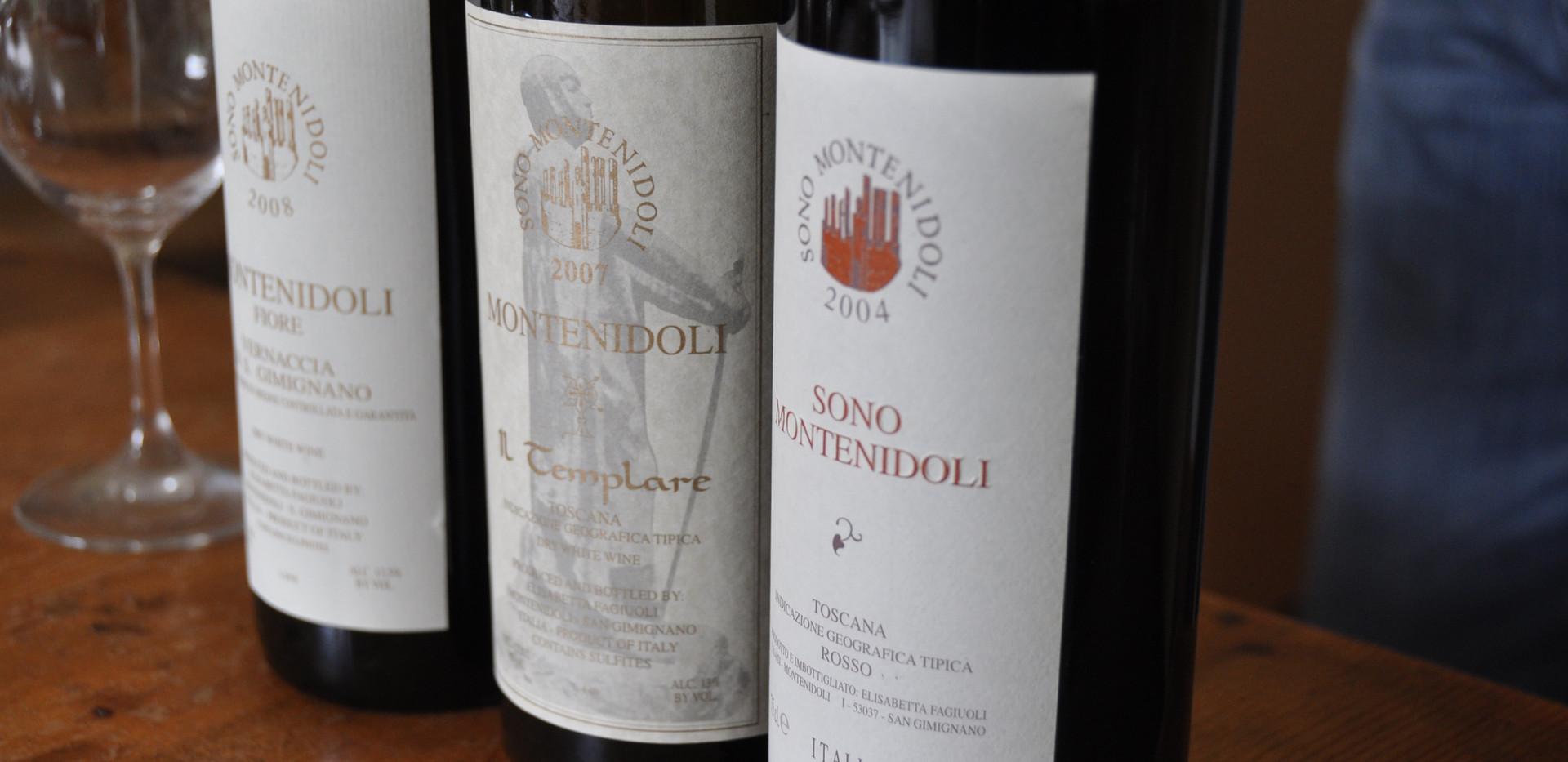 Taste iconic wines of the region