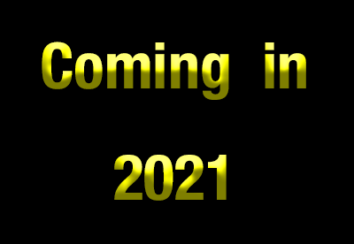 What's happening in 2021 ?