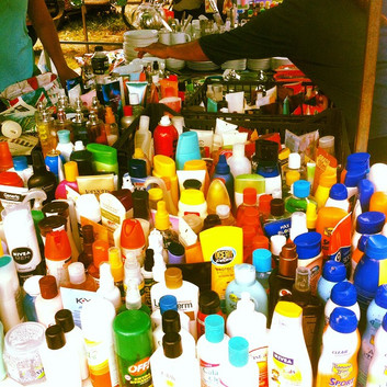 leftover shampoos for sale