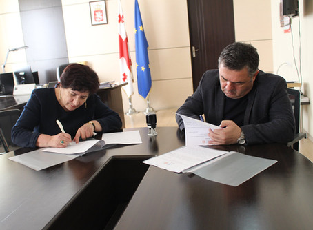 """Bolnisi Municipality will fund the Project """"Dignified Old Age"""" in 2020 as well"""