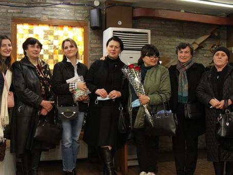 ლიდერ ქალთა ქსელის  შეხვერდა სამეგრელოს რეგიონში