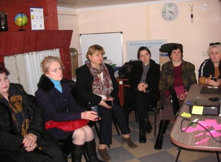 Meeting in Zugdidi