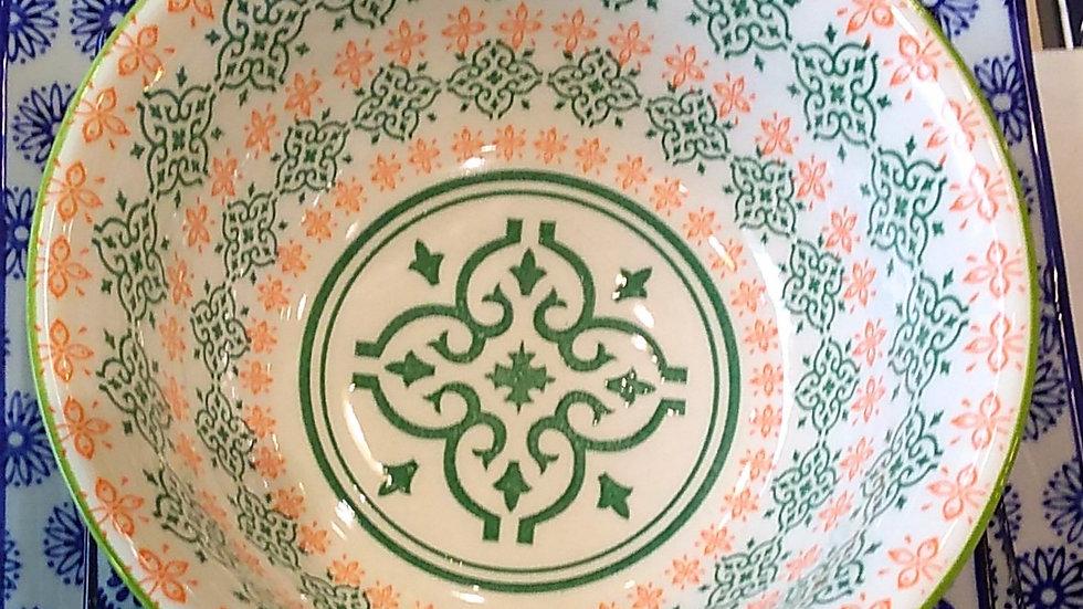 Bowl verde grande