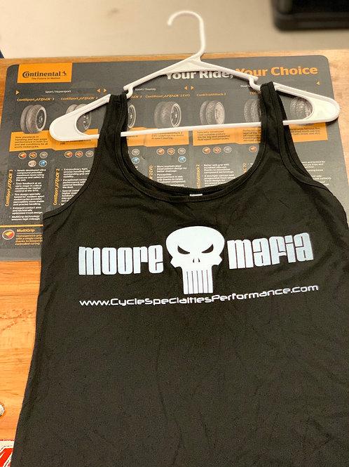 """Women's """"Moore Mafia"""" Tank Tops"""