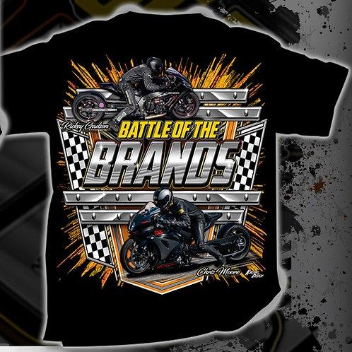 """""""Battle of the Brands"""" Event Shirt"""