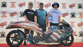 Kings of Grudge, Carolina Dragway - September  13 + 14, 2019