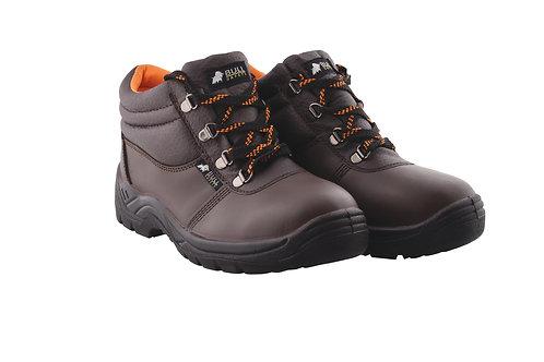 נעלי עבודה BULL SAFETY דגם מטייל ללא מגן