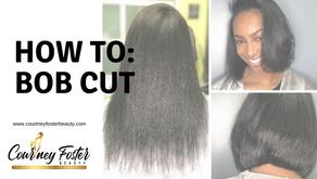 How To: Bob Cut