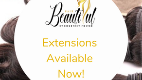 Hair Beautiful Hair Extensions available NOW