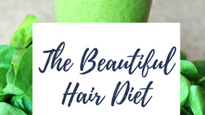 """The Beautiful Hair Diet E-Book"" is NOW AVAILABLE!!!!"