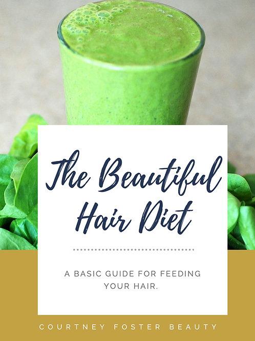 The Beautiful Hair Diet E-book