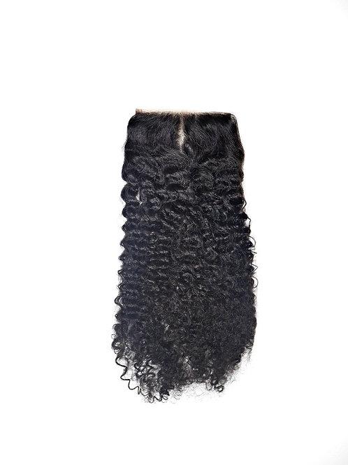 Hair Beautiful Afro Kinky Closure