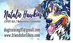 link to Natalie Hawkins, Friends for Life