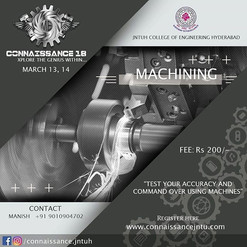 Tech Event #6_#MACHINING_register here_