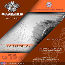 Tech Event #8_#CADCONCLAVE_register here