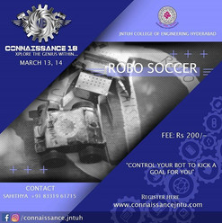 Tech Event #1_#ROBOSOCCER_register here_