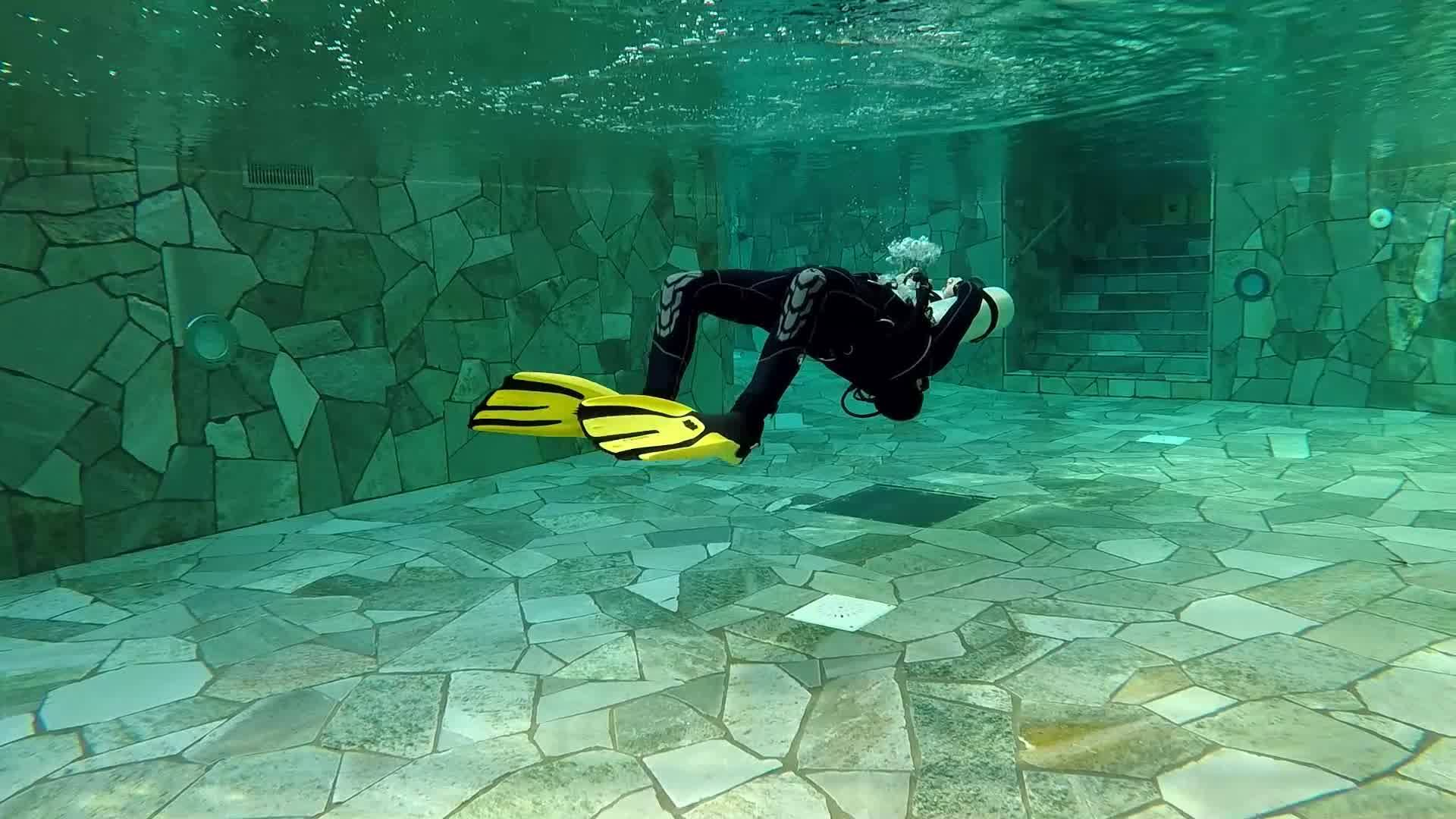 Plongée Sidemount