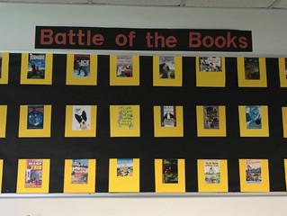 Gotta Read 'Em All! Battle of the Books 2017-2018
