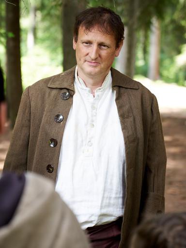 Reinhard Fust als Huldrych Zwingli