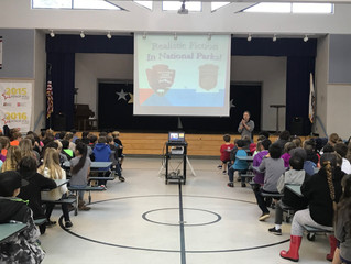 Author Visit - Mike Graf