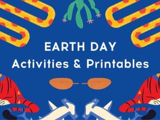 Bonus Earth Day Birthday Post