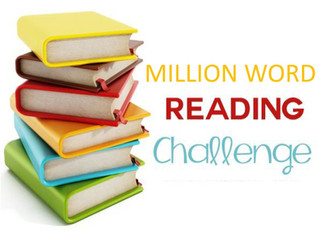 Ready to Read 1 Million Words This Year?!
