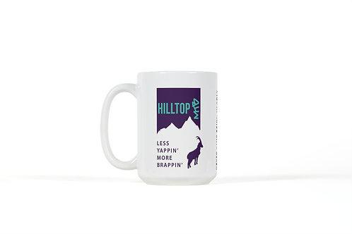 Hilltop MTB Mug (15oz)