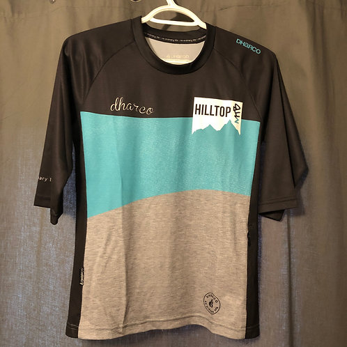 DHarCO 3/4 Sleeve Jersey with Hilltop MTB Logo