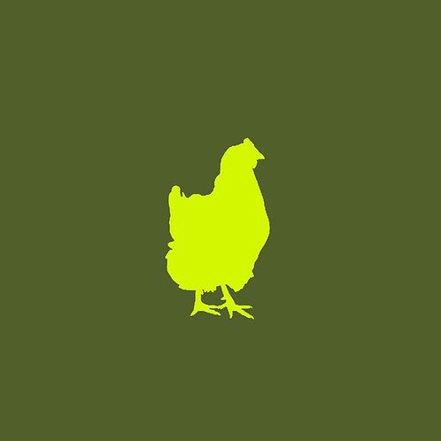 Hühner SCHENKEL Bio Knospe
