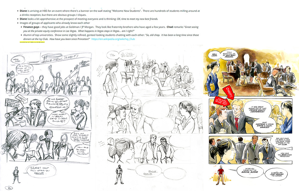 how to make a non-fiction comic work, comics how-to
